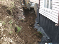 Excavation Services and Basement Waterproofing, Raise Buildings