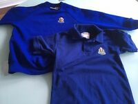 Boys brigade official polo shirt and jumper