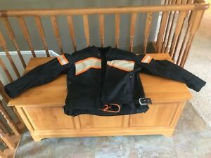Men's Motorcycle Jacket - Speed n Strength Cruise Missile