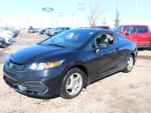 2014 Honda Civic Coupe LX, 1.8L, FWD, BLUETOOTH, HEATED FRONT SE