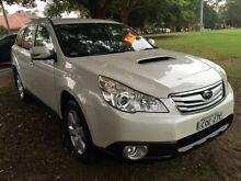 2010 Subaru Outback 2.0D  Manual Wagon Croydon Burwood Area Preview