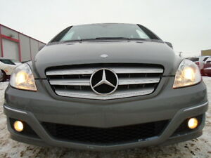 2010 Mercedes-Benz B-Class SPORT....... 7 SPEED AUTOMATIC