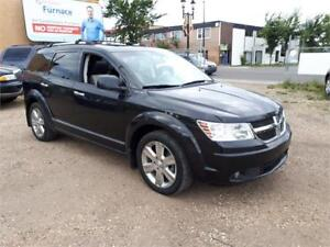 2009 Dodge Journey R/T-AWD-Remote Starter-Leather-Free Warranty!