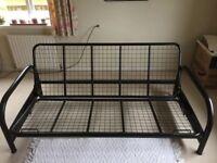 Futon Double Bed & Sofa Frame
