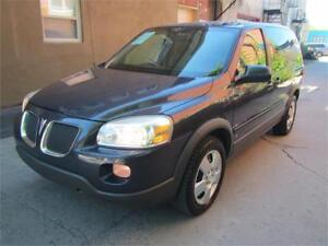 2009 PONTIAC MONTANA 7 SEATER / FINANCEMENT MAISON 39$ SEMAIN