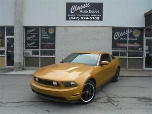 2010 Ford Mustang GT V8 ***CERTIFIED***