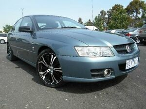 2006 Holden Commodore VZ Executive Grey 4 Speed Automatic Sedan Maidstone Maribyrnong Area Preview