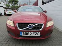 VOLVO V70 2.0 D4 ES 5d 161 BHP (red) 2013