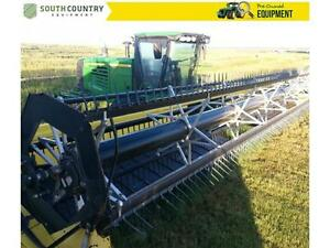 2010 John Deere A400 Windrowers