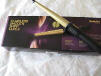 Babylist Curling Wand. Unwanted gift. Used once. Exelent condition