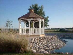 Custom Made Gazebos Windsor Region Ontario image 1