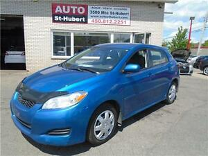 TOYOTA MATRIX XR 2009 ** AUBAINE **