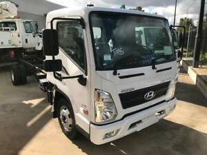 2018 NEW Hyundai Mighty EX8 Super Cab, Cab Chassis Pooraka Salisbury Area Preview
