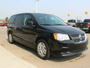 2016 Dodge Grand Caravan SE-STOW & GO-7 PASSENGER-ONLY 93KM