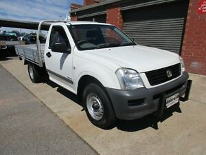 2005 Holden Rodeo RA MY06 Upgrade LX White 5 Speed Manual Holden Hill Tea Tree Gully Area Preview