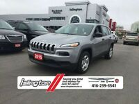 2015 Jeep Cherokee Sport 4dr Front-wheel Drive