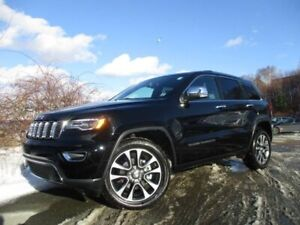 2018 Jeep Grand Cherokee Limited 4X4 V6 (JUST $42777! ORIGINAL M