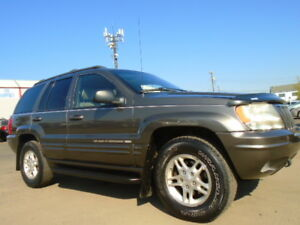 2000 Jeep Grand Cherokee LIMITED SPORT PKG-LEATHER-SUNROOF-4X4