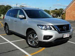 2017 Nissan Pathfinder R52 Series II MY17 ST X-tronic 2WD Silver 1 Speed Constant Variable Wagon Chermside Brisbane North East Preview