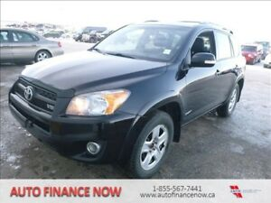 2012 Toyota RAV4 Sport Leather V6 4WD REDUCED PAYMENTS
