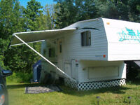 5th Wheel Wilderness 26ft for sale