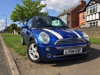2006 Mini Convertible One 1.6L, Electric Blue, Stunning Condition