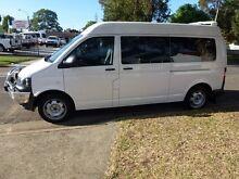 2012 Volkswagen Transporter T5 MY13 TDI 400 LWB High 4 Motion 7 Speed Automatic Van Homebush West Strathfield Area Preview