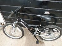 opollo ps20 mountain bike duelsuspention suitable for boy or girl aged 8-12 good condition £60 ono