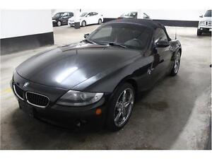 2005 BMW Z4 2.5i 5-Speed Manual In Absolutely Mint Condition!