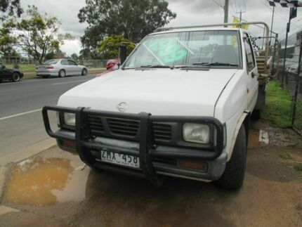 1992 Nissan Navara  White  Utility Werribee Wyndham Area Preview