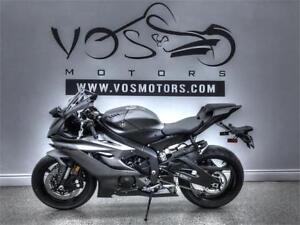2018 Yamaha YZF-R6AJG - V3157NP - No Payments For 1 Year**
