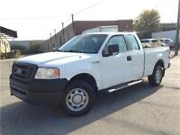 2008 Ford F-150 XL=4X4=SUPER CAB