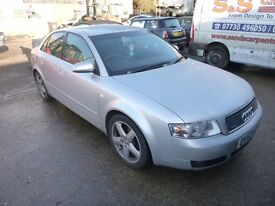 AUDI A4 - OY53MJK - DIRECT FROM INS CO
