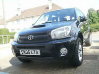 Toyota RAV4 XT5 D-4D 5door -top spec, great condition -for SALE or SWAP