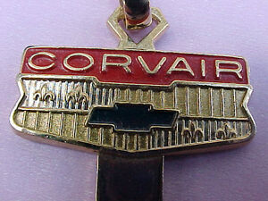 CHEV CORVAIR KEY BLANK