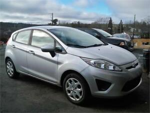 69$ BI WEEKLY OAC!  2011 Ford Fiesta SE - ONLY 134000 KM !