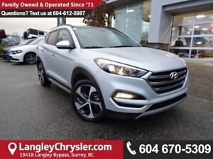 2017 Hyundai Tucson Limited *ACCIDENT FREE * DEALER INSPECTED...