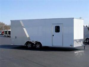 AX ALL ALUMINUM CAR HAULER!! YOURS FOR AS LOW AS $170/mth London Ontario image 3