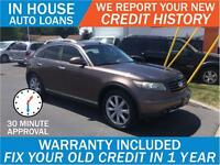 2007 Infiniti FX45 sport Windsor Region Ontario Preview