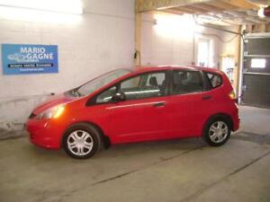 2009 Honda Fit DX-A 5 vit