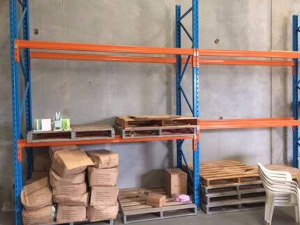 Pallet Racking - excellent condition - Penrith - 5 double bays