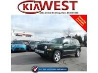 2010 Jeep Patriot Limited Tricities/Pitt/Maple Greater Vancouver Area Preview