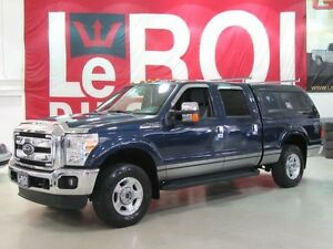 Ford F-250 XLT 4WD 6.2L V8  6.5'' 2014