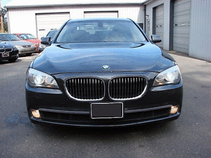 2011 BMW 7-Series 750i XDrive Sedan Certified Etested