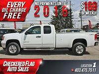 2011 GMC SIERRA 2500HD SLE W/ 4X4-Factory Tow-Alloy Wheels