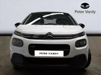 2017 CITROEN C3 HATCHBACK