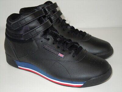 Reebok Freestyle Hi (Retro) CN2963 Women's Size 7    Black