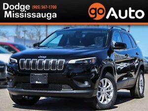 2019 Jeep Cherokee NORTH 4X4/SAFETY TECH GROUP/COLD WEATHER GROU
