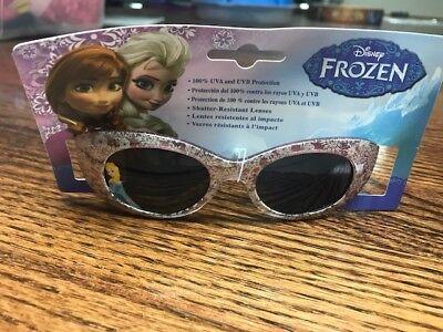 Girls Kids Disney Frozen Elsa Sunglasses 100% UVA And UVB Protection  02