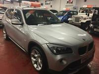 2010 (60) BMW X1 2.0 XDRIVE20D SE 5DR Automatic